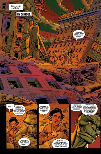 Page 8 Immortal Hulk tome 3