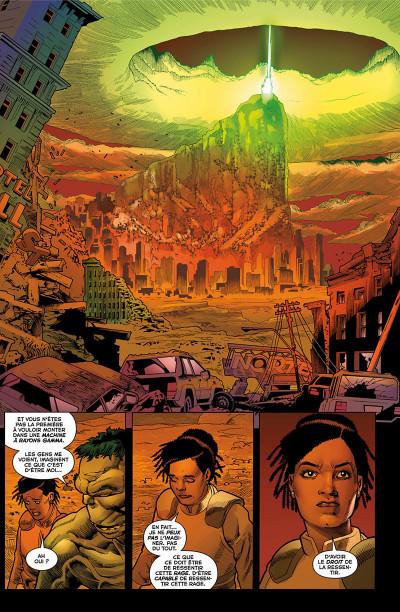 Page 9 Immortal Hulk tome 3