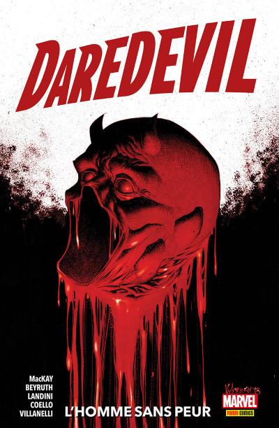 Couverture Daredevil - L'homme sans peur