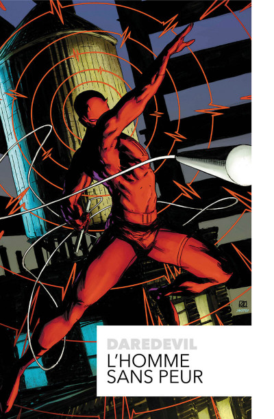 Page 1 Daredevil - L'homme sans peur