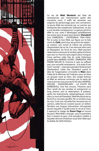 Page 3 Daredevil - L'homme sans peur