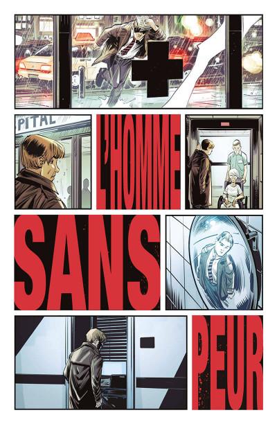 Page 5 Daredevil - L'homme sans peur