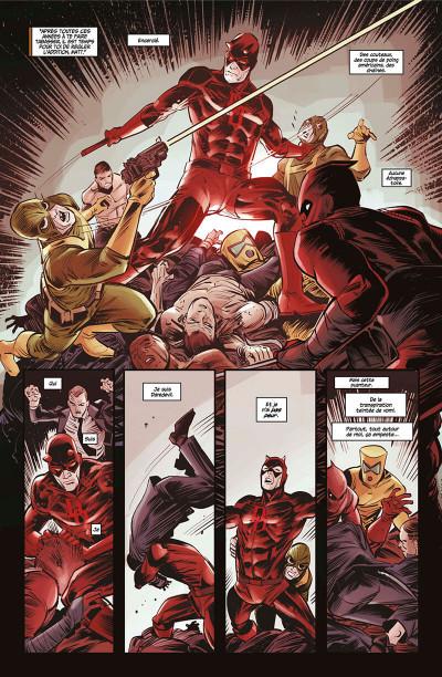 Page 8 Daredevil - L'homme sans peur