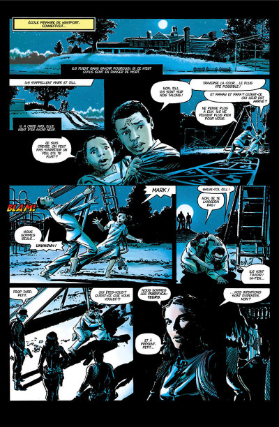 Page 5 X-men - Dieu créé, l'homme détruit