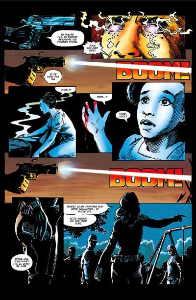 Page 6 X-men - Dieu créé, l'homme détruit