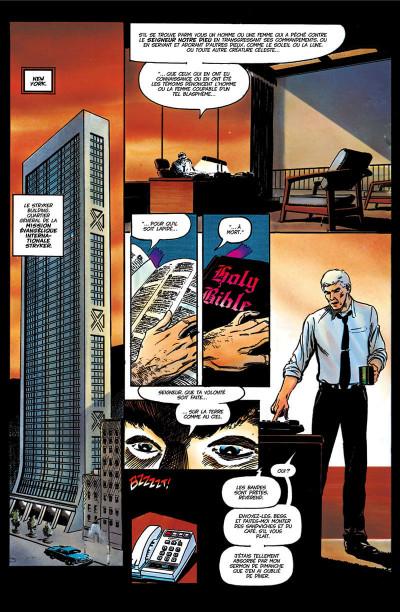 Page 8 X-men - Dieu créé, l'homme détruit