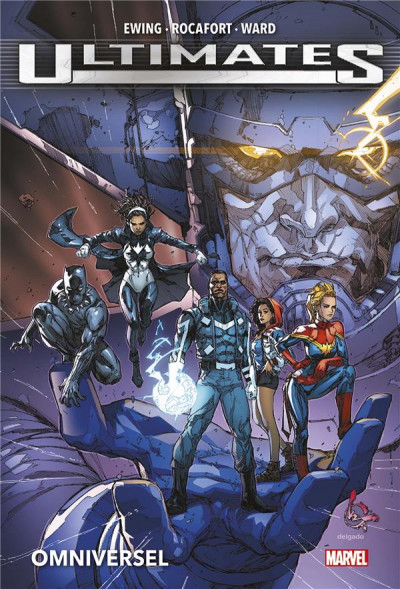 Couverture Ultimates - Omniversel