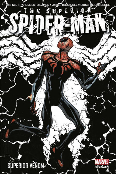 Couverture Superior Spider-man deluxe tome 3