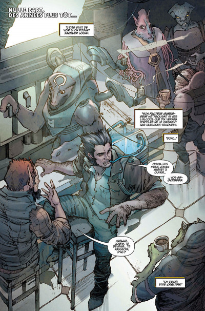 Page 7 Wolverines tome 3
