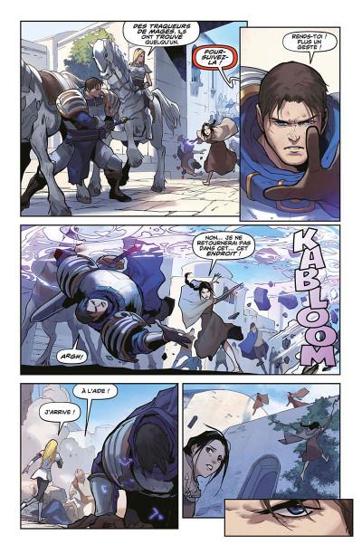 Page 7 League of legends - Lux