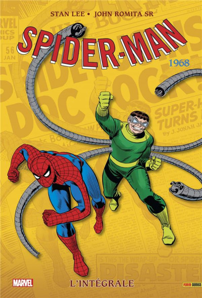 Couverture Spider-man - intégrale tome 6