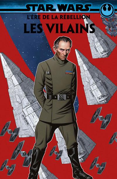 Page 1 Star wars - L'ère de la rébellion - Les vilains