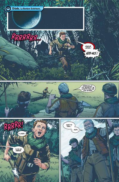 Page 5 Star wars - L'ère de la rébellion - Les vilains