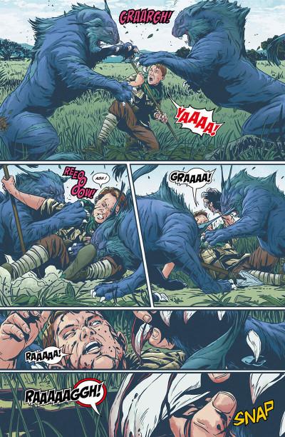 Page 6 Star wars - L'ère de la rébellion - Les vilains