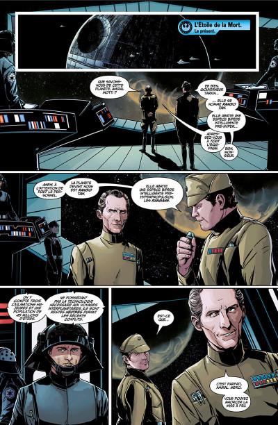 Page 7 Star wars - L'ère de la rébellion - Les vilains