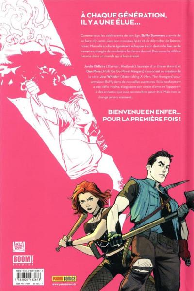 Dos Buffy contre les vampires tome 1