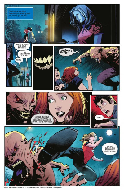 Page 2 Buffy contre les vampires tome 1