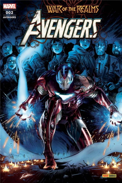 Couverture Avengers (série 2020) tome 2