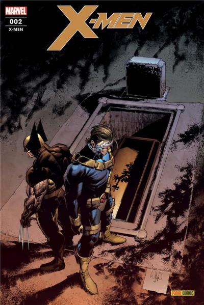 Couverture X-men (série 2020) tome 2
