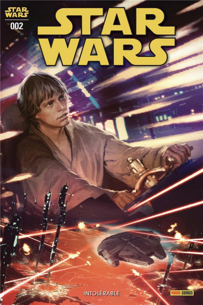 Couverture Star wars (2020) tome 2