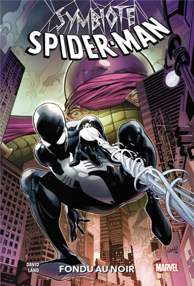 Couverture Symbiote Spider-man
