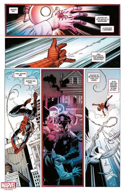 Page 1 Spider-man - L'histoire d'une vie