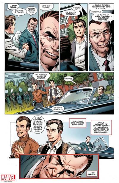 Page 4 Spider-man - L'histoire d'une vie