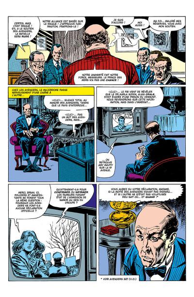 Page 8 Avengers - État de siège