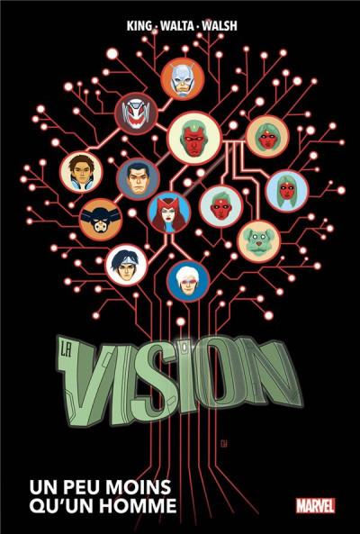 Couverture La vision