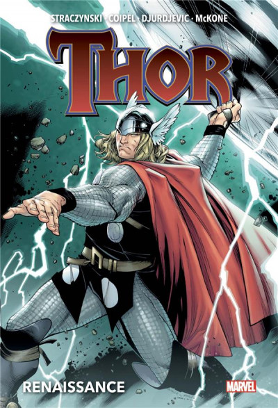 Couverture Thor (deluxe) tome 1