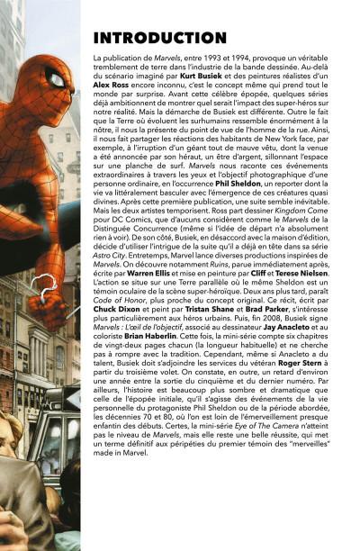 Page 4 Marvels - L'oeil de l'objectif