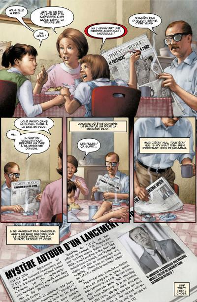 Page 8 Marvels - L'oeil de l'objectif
