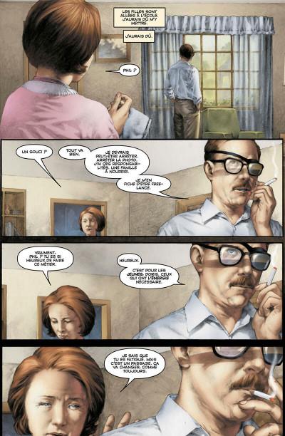 Page 9 Marvels - L'oeil de l'objectif