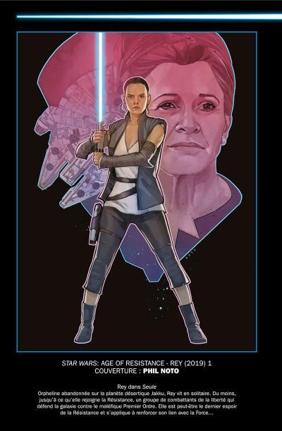 Page 4 Star wars - L'ère de la résistance - les héros