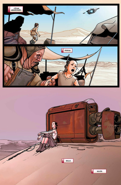 Page 5 Star wars - L'ère de la résistance - les héros