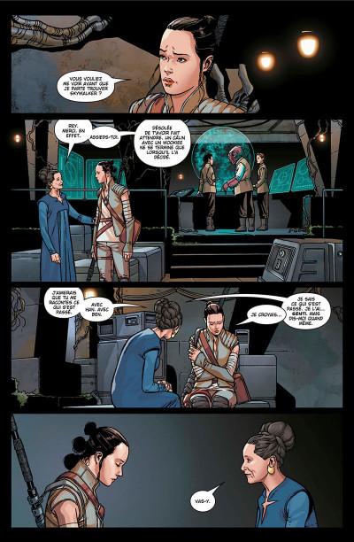 Page 7 Star wars - L'ère de la résistance - les héros