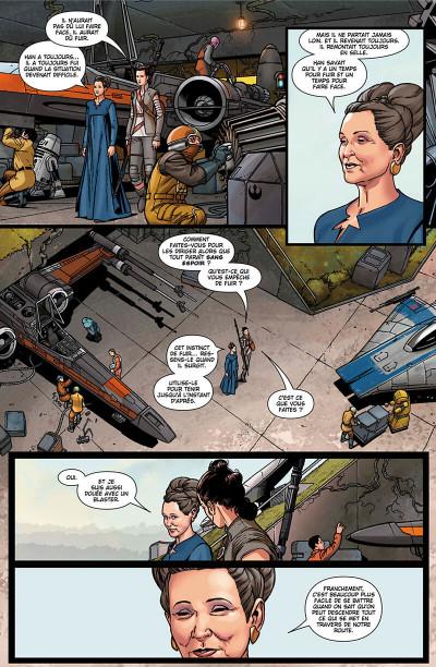 Page 9 Star wars - L'ère de la résistance - les héros