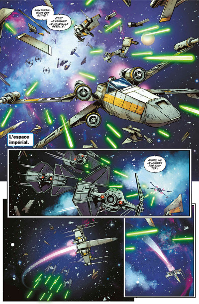 Page 5 Star wars - Tie fighter