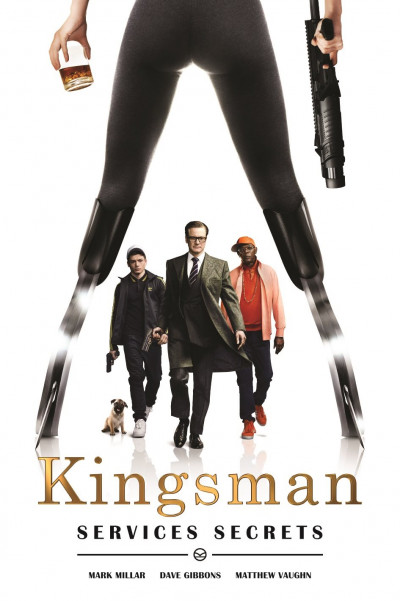 Couverture Kingsman service secret tome 1