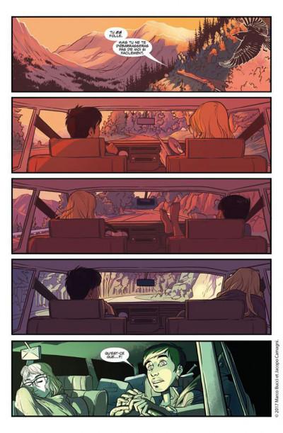 Page 3 Nomen omen tome 1