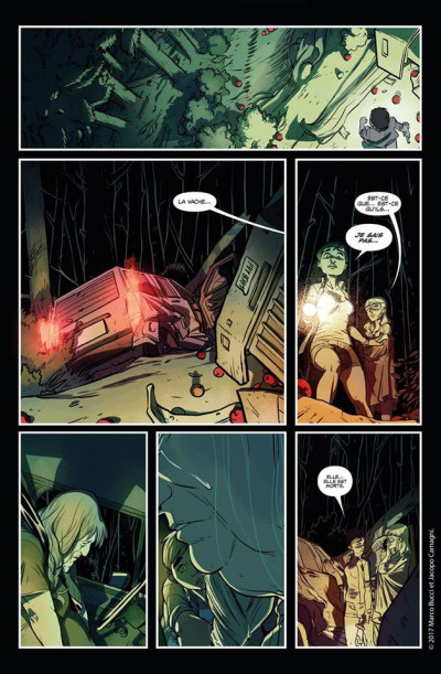 Page 5 Nomen omen tome 1
