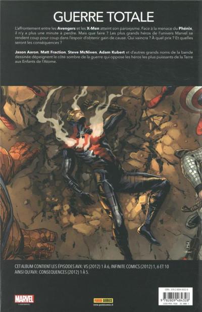 Dos Avengers vs X-men (deluxe) tome 2