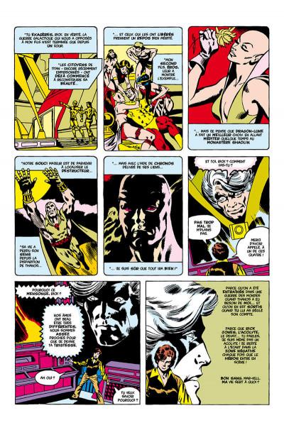 Page 8 La mort de Captain Marvel