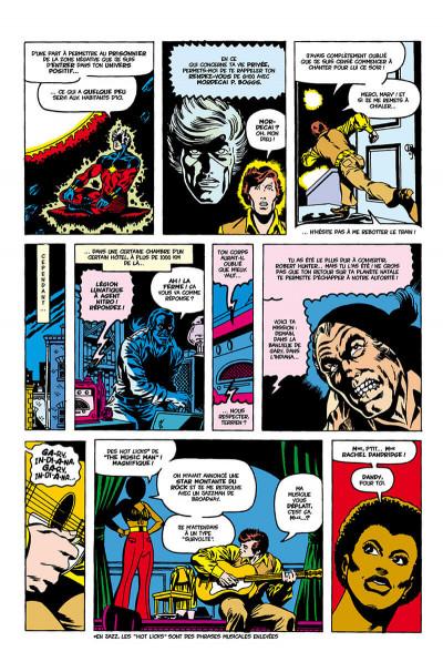 Page 9 La mort de Captain Marvel