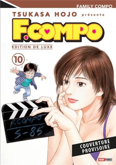 Couverture Family compo - édition de luxe tome 10