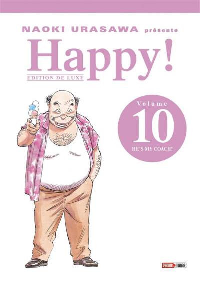 Couverture Happy ! - édition de luxe tome 10