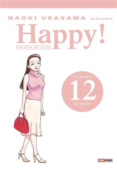 Couverture Happy ! - édition de luxe tome 12