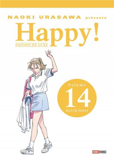 Couverture Happy ! - édition de luxe tome 14