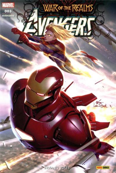 Couverture Avengers (série 2020) tome 3