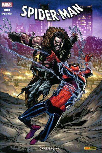 Couverture Spider-man (série 2020) tome 3